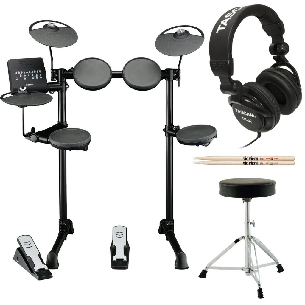 Yamaha DTX400K Electronic Drum Kit Review