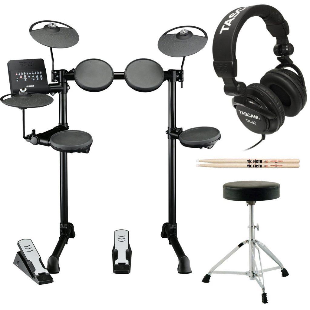 Yamaha DTX400K Electronic Drum Kit Review
